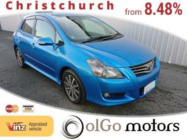 2008 Toyota Blade 2.4 G rare colour Low KMs