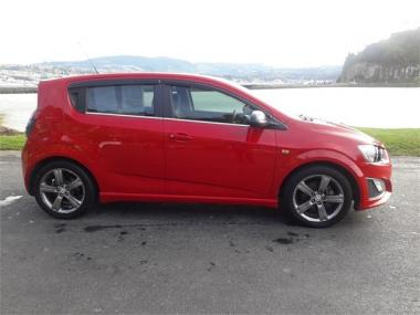 2015 Holden Barina 1.4L Turbo RS 5 DR Hatch Manual