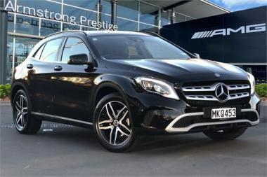 2019 MercedesBenz GLA 180 1.6P/7At