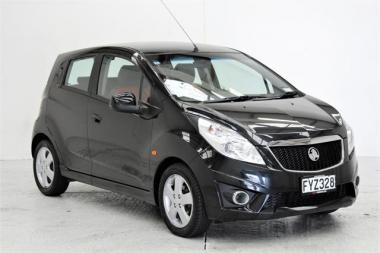 2011 Holden Barina Spark 1.2L Manual 5 Speed Two t