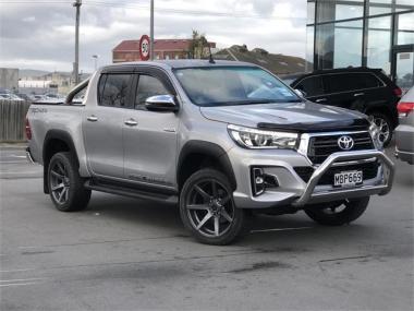2019 Toyota Hilux SR5 Cruiser 4X4