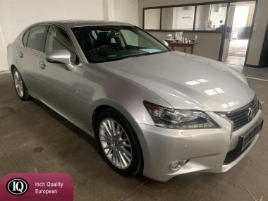 2012 Lexus GS 250 New Shape