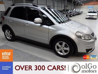 2007 Suzuki SX4 2.0 XS 4WD *Roof Rails*