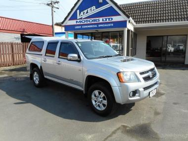 2010 Holden Colorado 4X4 LT CRW PU DSL AT LT CRW P