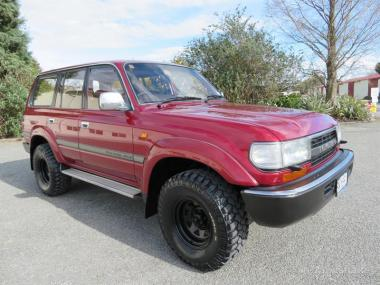 1990 Toyota Land Cruiser VX 4WD