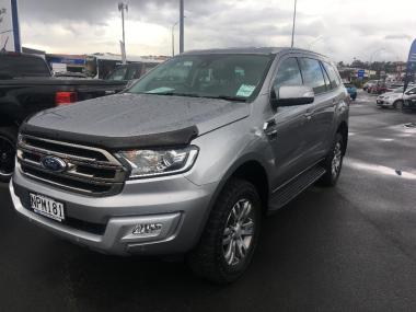 2018 Ford EVEREST TREND 3.2 Diesel 4wd 7 seats Aut