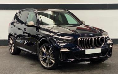 2021 BMW X5 M 50d Quad-Turbo Diesel Latest