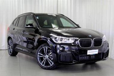 2017 BMW X1 sDrive 18i M Sport