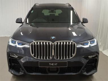 2020 BMW X7 xDrive30d M-Sport