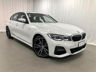 2020 BMW 320i Sedan M-Sport