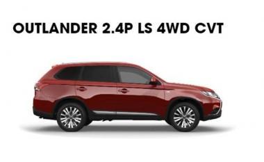2021 Mitsubishi Outlander LS SUV 7 SEAT 4WD