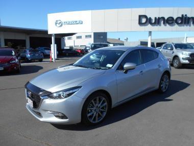 2016 Mazda 3 SP25 2.5P/6AT