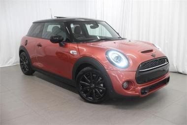 2020 MINI Cooper S Hatch Indian Summer Red