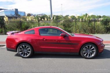 2011 Ford MUSTANG 5.0 California Special