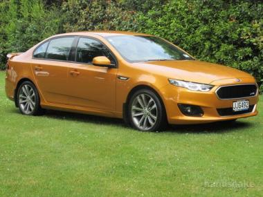 2015 Ford Falcon XR6 FG