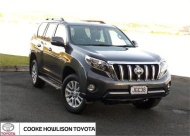 2015 Toyota Land Cruiser Prado VX LIMITED 4WD
