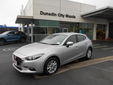 2019 Mazda 3 GLX 2.0 petrol auto