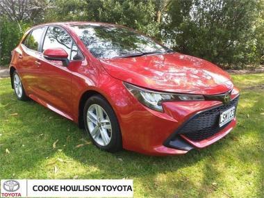 2018 Toyota Corolla GX 2.0 HATCHABCK