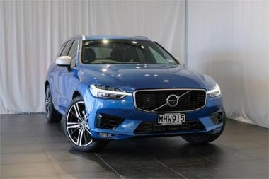 2019 Volvo XC60 T6 AWD R-DESIGN, NZ NEW, GREAT VAL