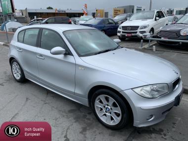 2005 BMW 118I