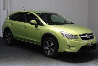 2013 Subaru XV Hybrid 2.0i-L Eyesight