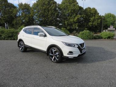2018 Nissan Qashqai N-TEC 2WD