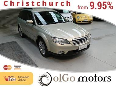 2006 Subaru Outback 3.0R Si-Drive Low KMs Facelift