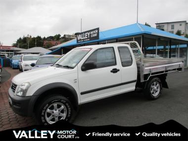 2007 Holden Rodeo 4X2 LX SPACE PU 3.6L V6