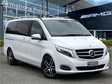 2021 MercedesBenz V 250 V250 d AVANTGARDE MWB