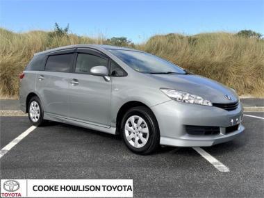 2010 Toyota Wish 1.8 Petrol X