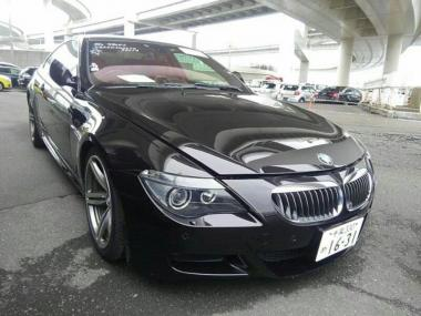 2006 BMW M6 5.0 V10 SMG Coupe