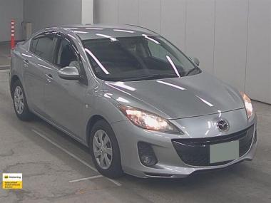 2013 Mazda Axela 1.5lt Sedan