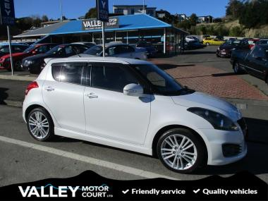 2011 Suzuki Swift 1.6 Sport 6 Speed Manual