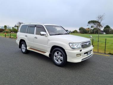 2000 Toyota Land Cruiser VX 100 LTD G