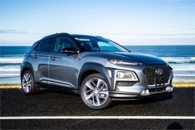 2020 Hyundai Kona Hyundai Kona 2.0 Elite 2WD