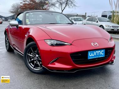 2016 Mazda MX-5 Roadster S 'Special Package'