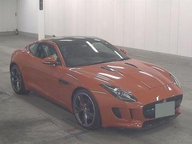 2015 Jaguar F-Type V6 Supercharged Kei Nishikori E