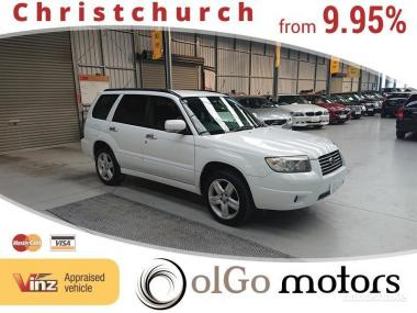 2005 Subaru Forester 2.0 4WD XS *Low KMs*