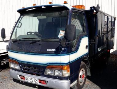 1997 Isuzu NKR300S