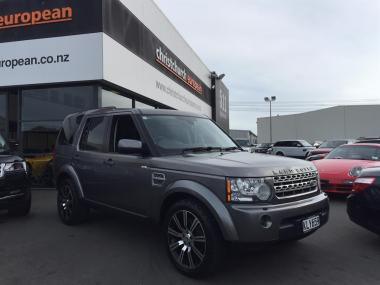 2010 LandRover Discovery 4 3.0 TDV6 HSE Diesel 7 S