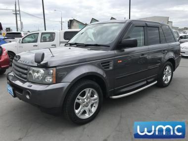 2006 LandRover Range Rover Sport 4.4lt