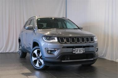 2020 Jeep Compass Limited 2.4L Petrol 4WD