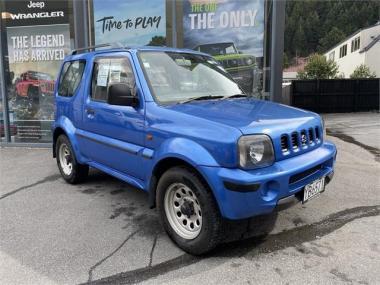 1999 Suzuki Jimny 1.3 Auto