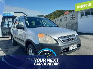 2003 Honda Crv RVI Manual 4WD NZ New