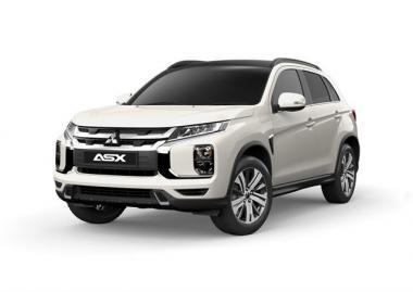2021 Mitsubishi ASX VRX 2.4