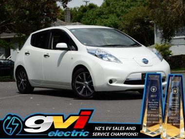 2013 Nissan Leaf 24X 11Bars * Nice Alloy Wheels *
