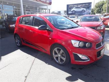 2015 Holden Barina RS 1.4L Hatch Auto