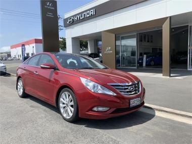 2011 Hyundai i45 2.4 Elite Limited