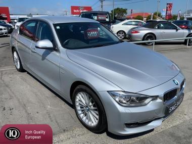 2012 BMW 320i LUXURY NZ NAV