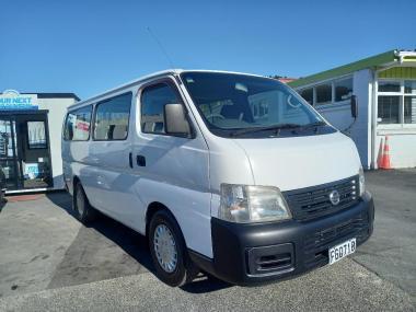 2004 Nissan Caravan 11 seater No Deposit Finance
